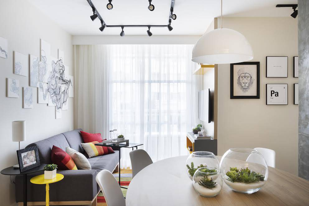 Como decorar ambientes pequenos betel arquitetura for Como decorar ambientes pequenos
